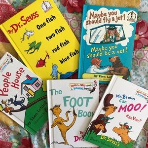 Other - Bundle of Dr. Seuss Books - 5 Books